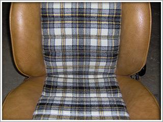 Custom Seats by Kelly's