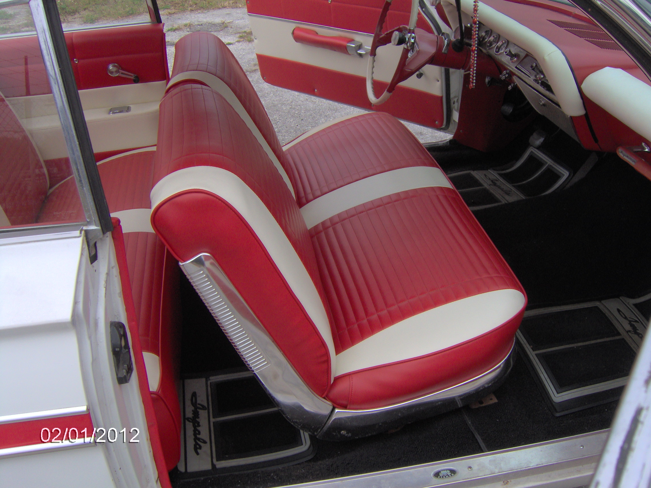 Classic Striped Impala Kelly 39 S Quality Auto Upholstery