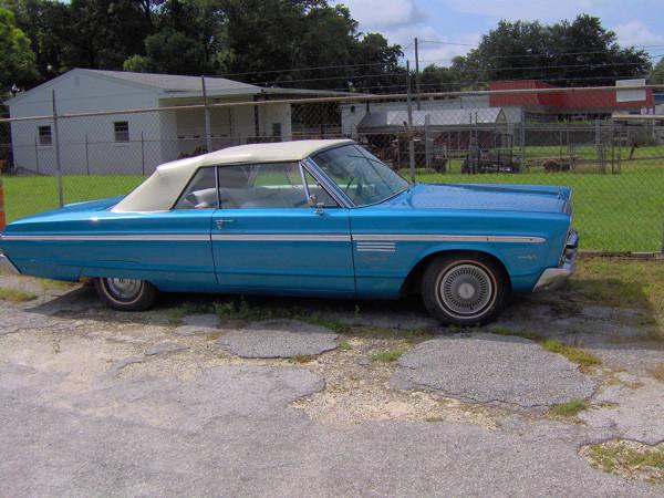 Blue Classic Restoration
