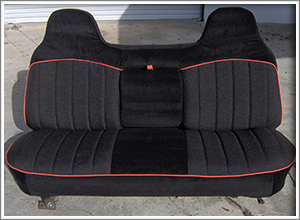 Kelly's Custom Car Seats