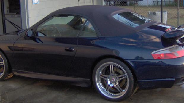 Porsche Convertible Repair